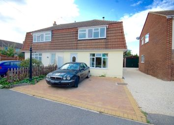 Thumbnail 3 bed semi-detached house for sale in Falmouth Road, Old Springfield, Chelmsford