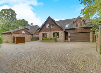 Thumbnail 5 bedroom detached house for sale in Standen Close, Felbridge, East Grinstead