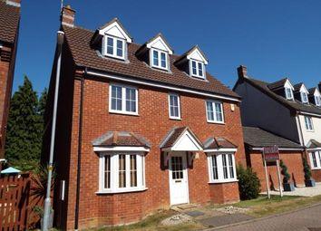 Thumbnail 5 bed detached house for sale in Foxholes Close, Deanshanger, Milton Keynes, Northamptonshire
