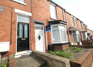 Thumbnail 2 bed terraced house to rent in Darlington Road, Ferryhill