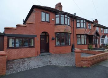 Thumbnail 3 bedroom semi-detached house to rent in Orwell Avenue, Denton, Manchester