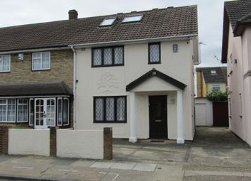 Thumbnail 1 bedroom semi-detached house for sale in Kingaby Gardens, Rainham