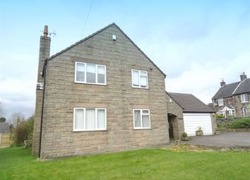 Thumbnail 3 bed detached house for sale in Brookfields Road, Ipstones, Staffordshire