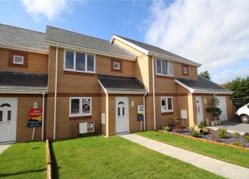 Thumbnail 3 bedroom terraced house for sale in Balleroy Close, Shebbear, Beaworthy