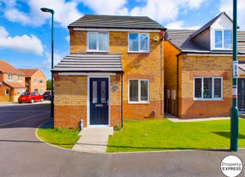 Thumbnail 3 bed detached house for sale in Poppy Close, Ormesby, Middlesbrough