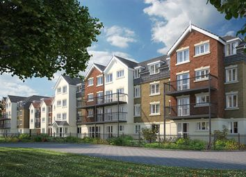 Thumbnail 1 bed flat for sale in Laurel Lodge, 22 Denmark Road, Carshalton, Surrey