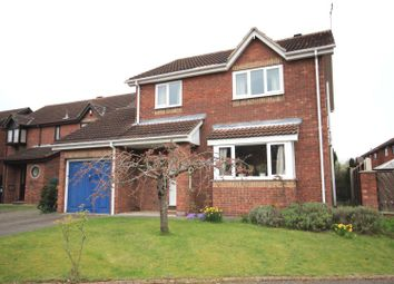 Thumbnail 4 bed detached house for sale in St. Andrews Close, Bessacarr, Doncaster