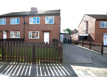 Thumbnail 3 bed semi-detached house for sale in Morpeth Avenue, Wideopen, Newcastle Upon Tyne
