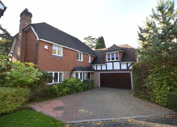 Thumbnail 5 bed detached house for sale in Langridge Close, Crowborough