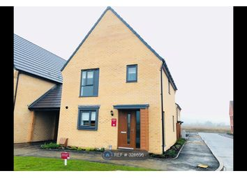 Thumbnail 3 bedroom detached house to rent in Heron Road, Northstowe