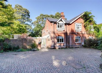 Thumbnail 5 bed semi-detached house for sale in Littleheath Lane, Cobham, Surrey