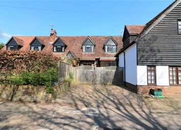 Thumbnail 2 bed terraced house for sale in Benington Road, Aston, Stevenage, Herts