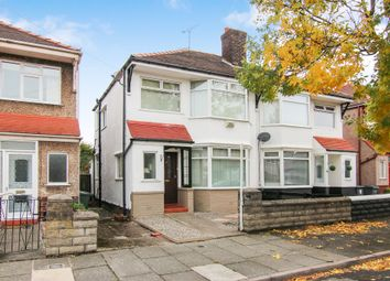 Thumbnail 3 bed semi-detached house for sale in Gainsborough Road, Wallasey