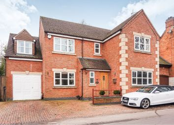 Thumbnail 4 bed detached house for sale in Grove Road, Solihull