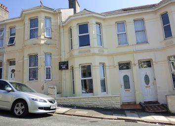 Thumbnail 2 bed terraced house to rent in Craven Avenue, St Judes, Plymouth