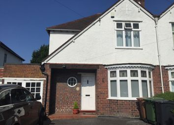 Thumbnail 3 bed detached house to rent in Lonsdale Road, Walsall