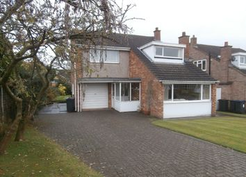 Thumbnail 3 bed detached house for sale in Mere Pool Road, Sutton Coldfield