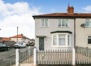 Thumbnail 3 bed end terrace house for sale in Radcliffe Road, Fleetwood