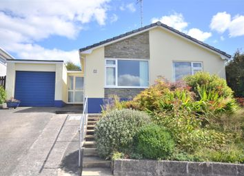 Thumbnail 3 bed detached bungalow for sale in Roselidden Parc, Helston