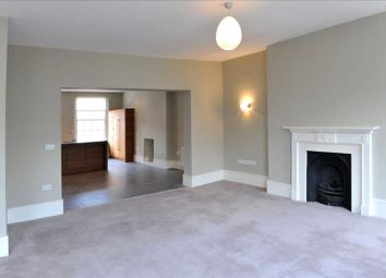 Thumbnail 3 bed flat to rent in Upper Wimpole Street, London