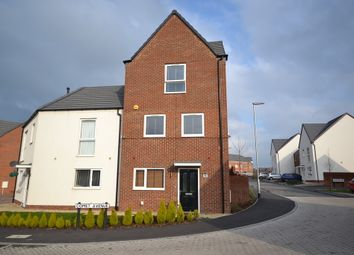 Thumbnail 3 bed semi-detached house for sale in Comet Avenue, Lyme Brook, Newcastle