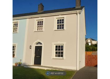 Thumbnail 2 bed semi-detached house to rent in Stad Craig Ddu, Llanon