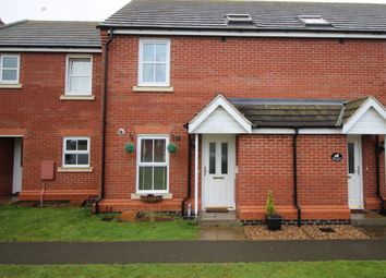 Thumbnail 3 bedroom terraced house to rent in Flatford Close, Corby