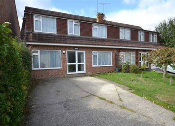 Thumbnail 4 bed semi-detached house for sale in The Folly, Newbury, Berkshire