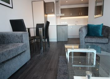 1 bed flat to rent in Aria Apartments, Chatham Street, Leicester LE1