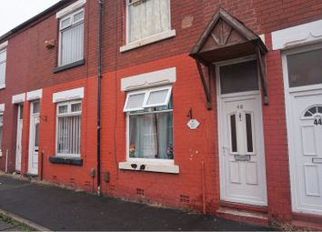 Thumbnail 3 bedroom terraced house for sale in Courier Street, Manchester