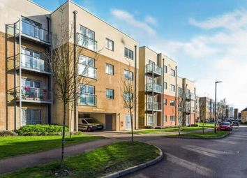 Thumbnail 2 bed flat for sale in Papillion Court, Admiral Drive, Stevenage, Hertfordshire