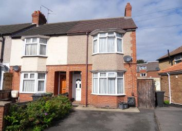 Thumbnail 3 bedroom end terrace house for sale in Gardenia Avenue, Luton