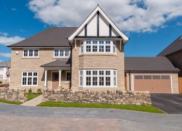 Thumbnail 4 bed detached house for sale in Mill Square, Horsforth Vale