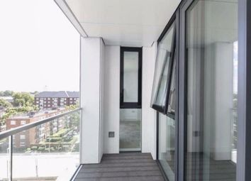 Thumbnail 1 bedroom flat to rent in Brent House, Nine Elms Point, London