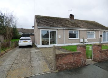 Thumbnail 1 bed semi-detached bungalow for sale in Clos Y Gongol, Fishguard