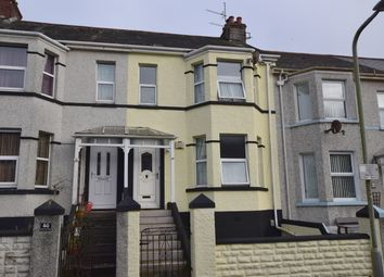 Thumbnail 3 bed terraced house for sale in Ridge Park Avenue, Plymouth