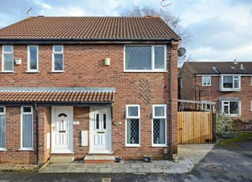Thumbnail 2 bedroom semi-detached house for sale in Eaton Court, York