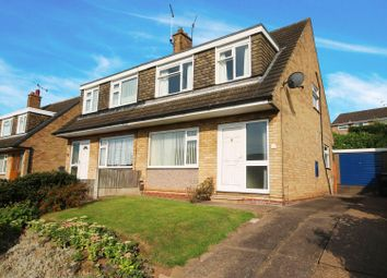 Thumbnail 3 bedroom semi-detached house for sale in Wilson Close, Arnold, Nottingham