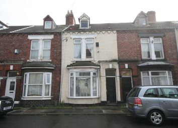Thumbnail 3 bed terraced house for sale in Beaumont Road, North Ormesby, Middlesbrough