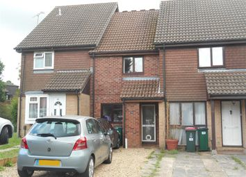 Thumbnail 2 bed terraced house for sale in Guinevere Road, Ifield, Crawley, West Sussex