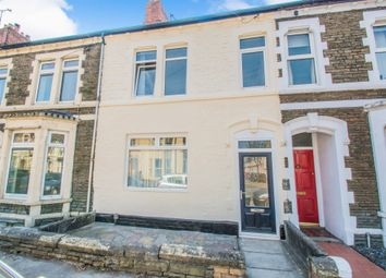 Thumbnail 3 bed terraced house for sale in Beresford Road, Roath, Cardiff
