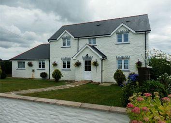 Thumbnail 3 bed detached house for sale in Awel Y Gan, Sarnau, Nr Aberporth, Ceredigion