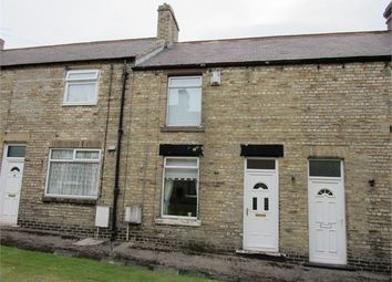 Thumbnail 2 bed terraced house for sale in Wansbeck Street, Chopwell