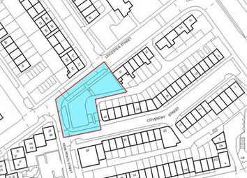 Thumbnail Land for sale in Leicester Street, East Bowling