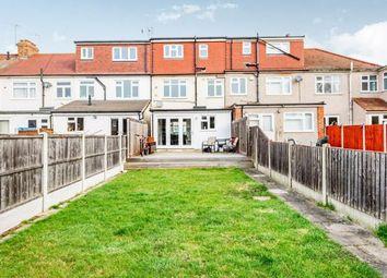 Thumbnail 3 bedroom terraced house for sale in Lynton Avenue, Romford