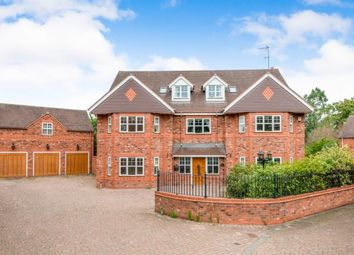 Thumbnail 6 bed detached house for sale in The Green, Milford, Stafford, Staffordshire