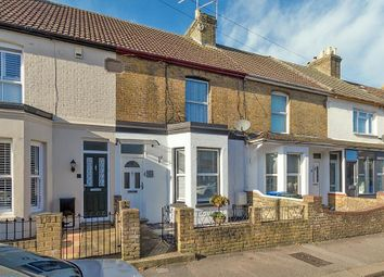 Thumbnail 2 bedroom terraced house for sale in Burley Road, Sittingbourne