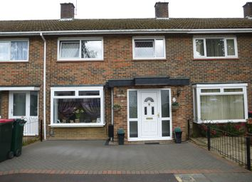 Thumbnail 3 bedroom terraced house for sale in Colet Road, Tilgate, Crawley