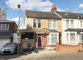 Thumbnail 4 bed end terrace house for sale in 139 Sturdee Avenue, Gillingham, Kent