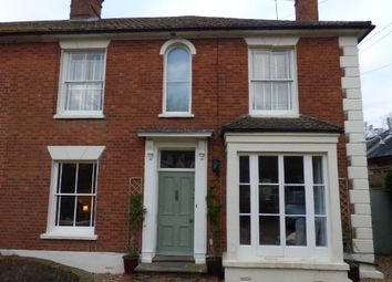 Thumbnail 4 bedroom semi-detached house to rent in Hardwick Road, Woburn Sands